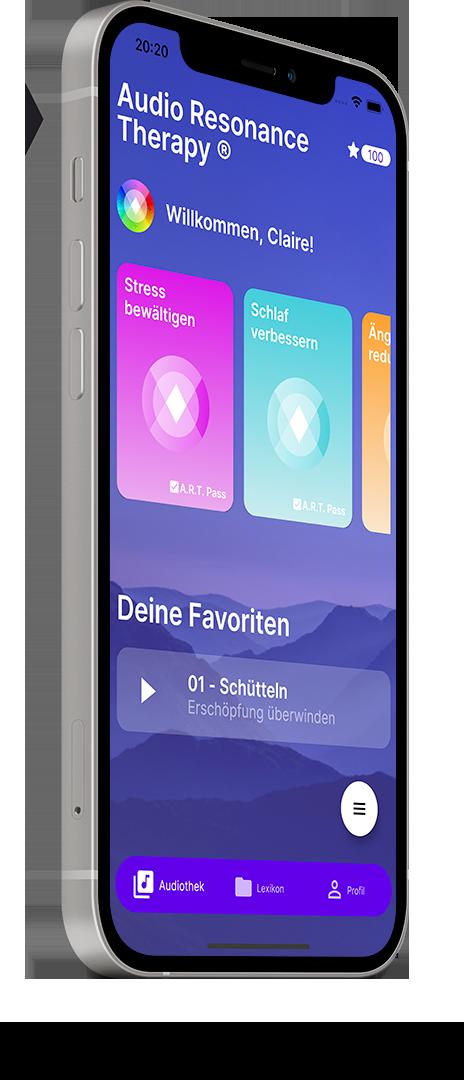 Meditations App